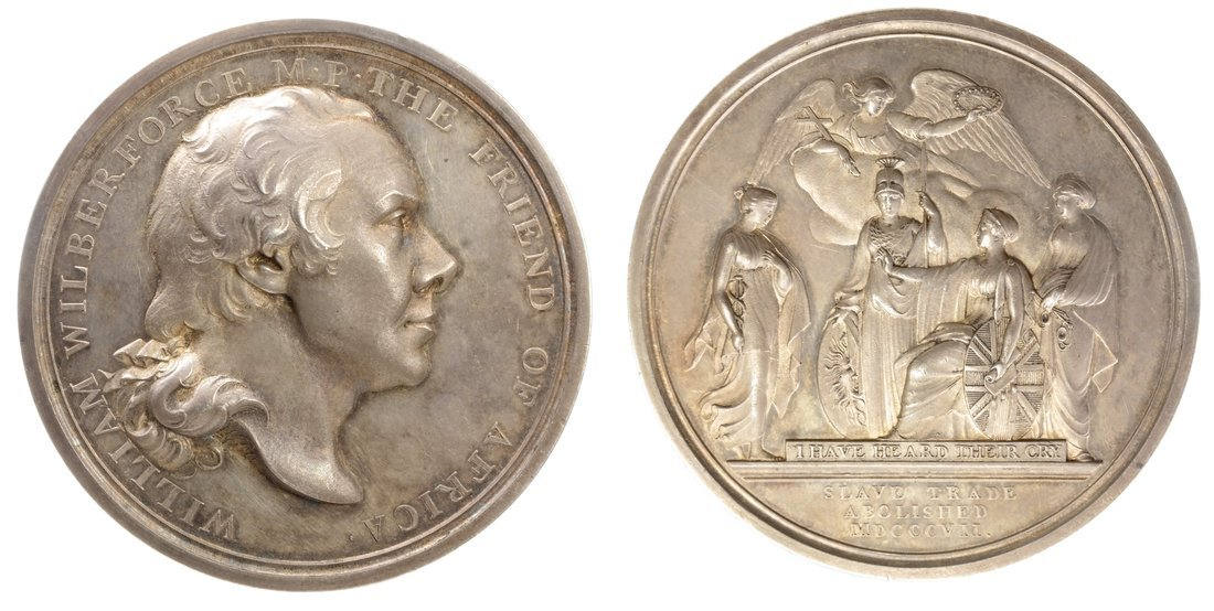 1807 Britain Slave Trade Abolished