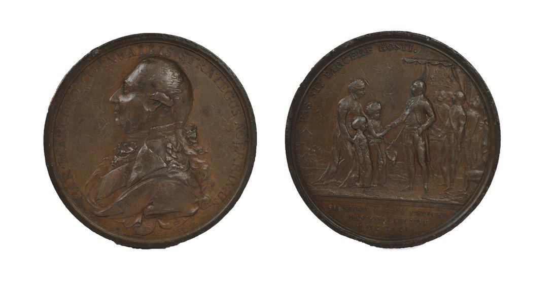British Bronze Historical Medals