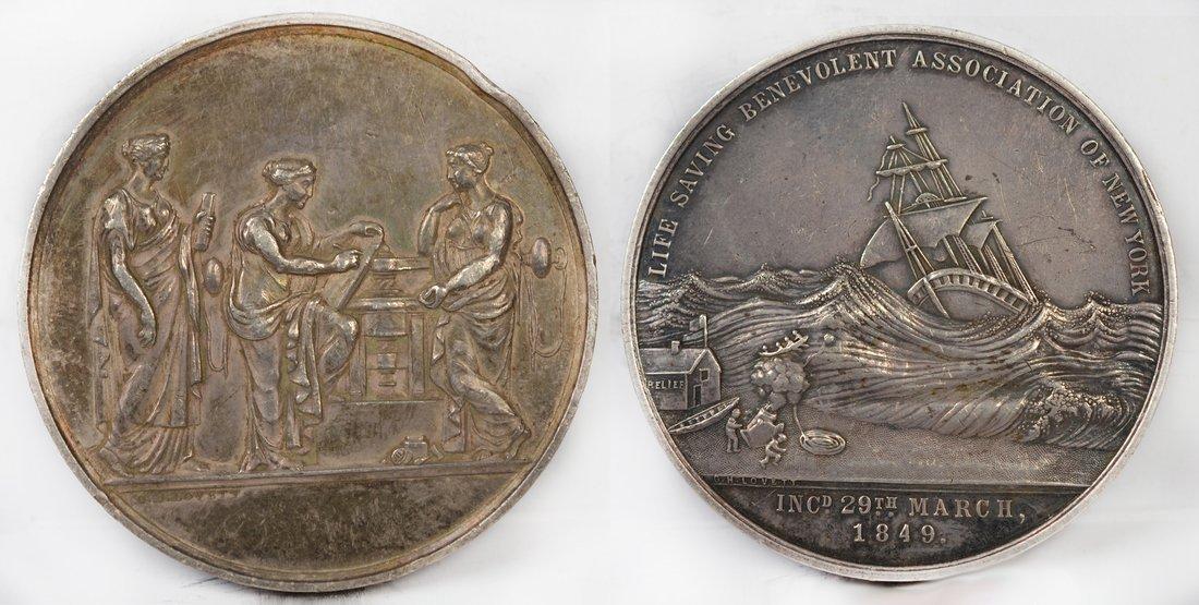 U.S. Silver Medals by Lovett