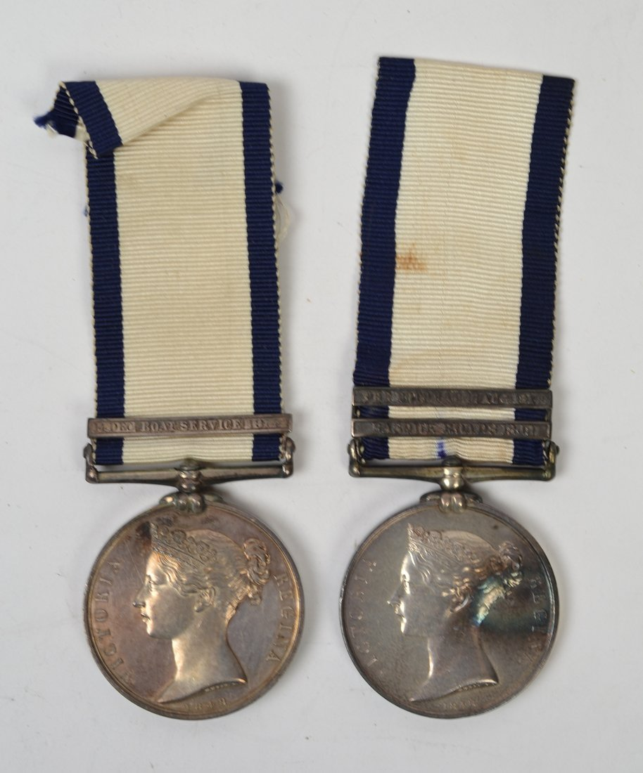 British NGS Campaign Pair
