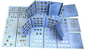 U.S. Silver Coins in Whitman Folders