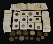 British Token & Medal Collection