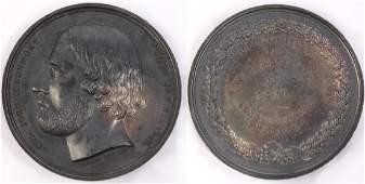 1856 US John C. Fremont Medal