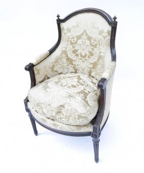 French-style Bergere By Yale Burge