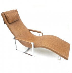 Polo Ralph Lauren Leather Lounge Chair