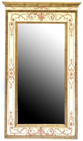 Italian Decorated Mirror