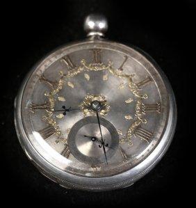 J.e.h. Mathews Pocket Watch