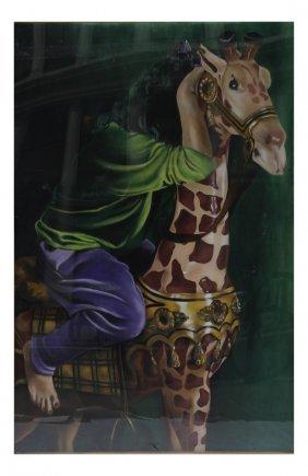 Miriam Cassell, '86 Carousel Friends
