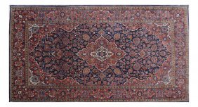 Keshan Persian Wool Rug