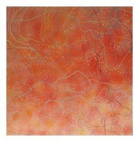 Iria Leino, Abstract Mixed Media