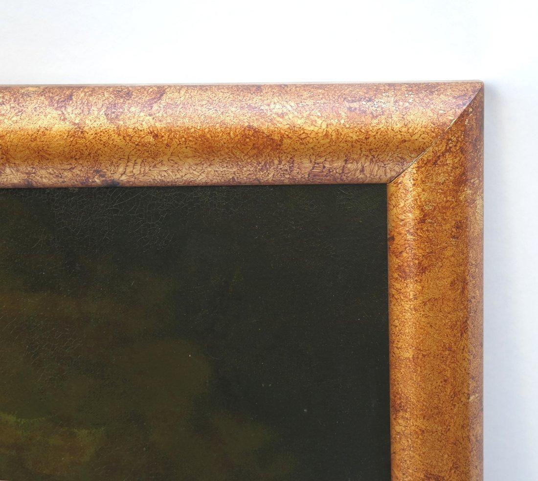 Reginald Baxter, Cheetah, Oil on Canvas - 4