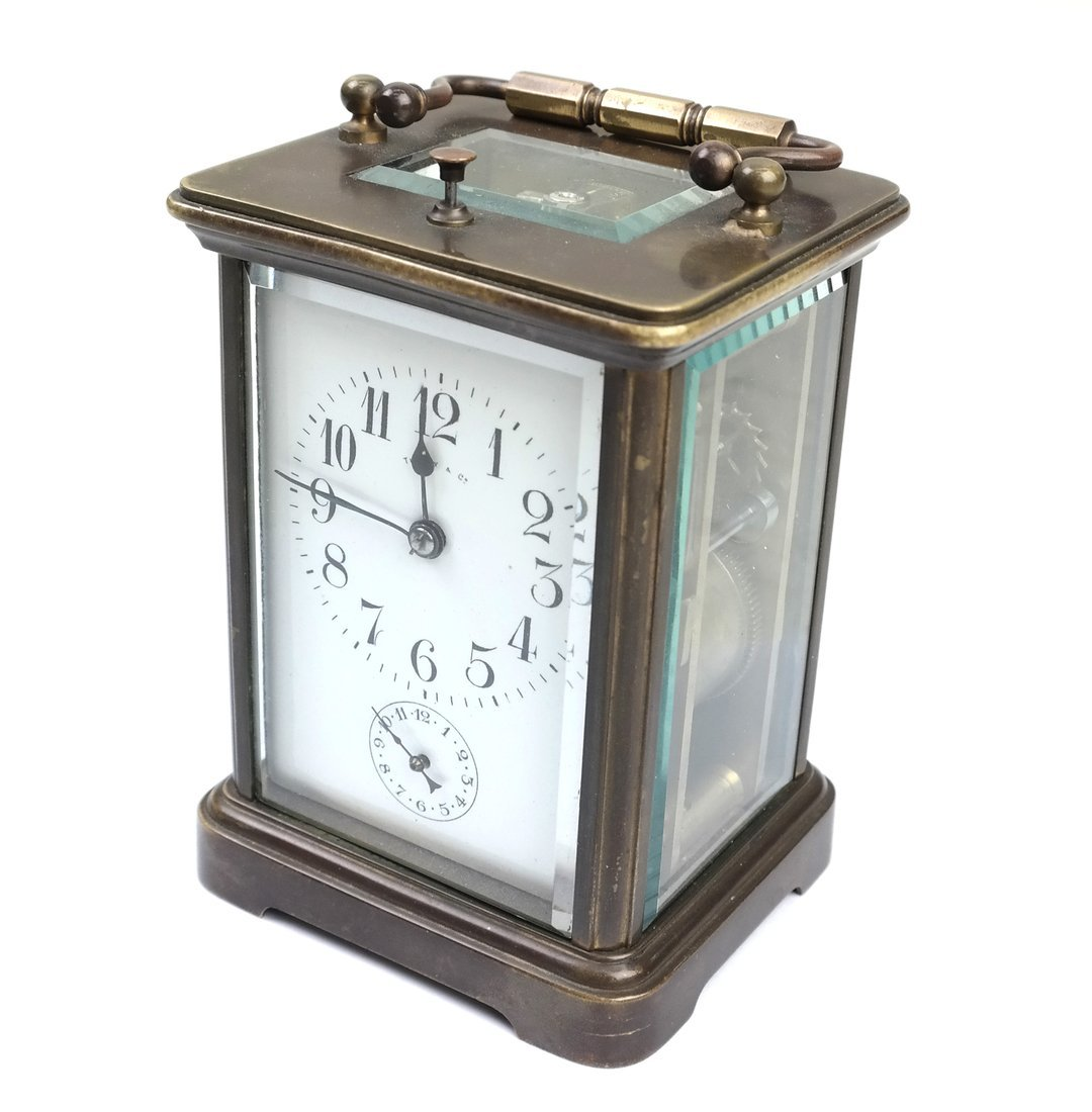 Tiffany & Co. Carriage Clock