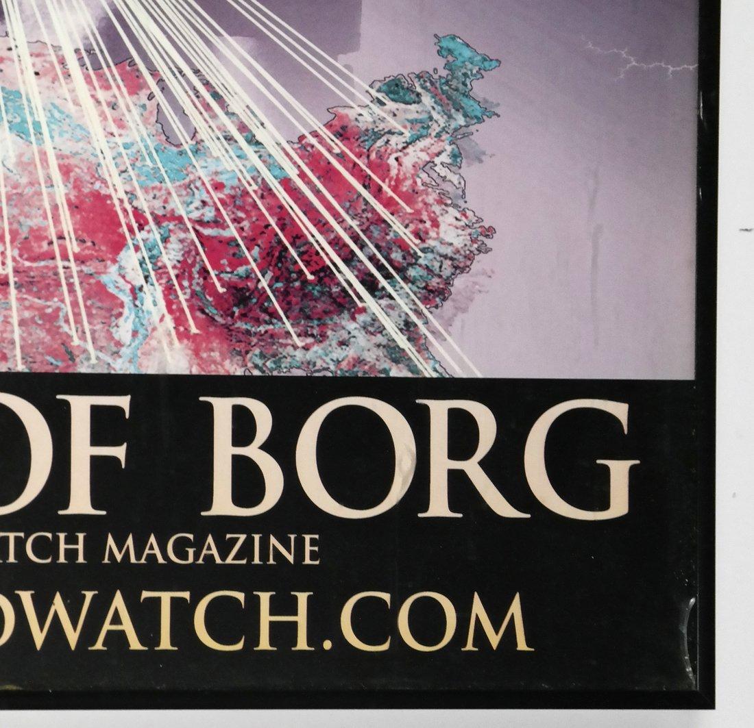 Boardwatch 'BILLGATUS OF BORG' Poster, 1996 - 5