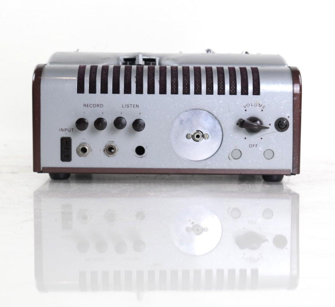 Webster-Chicago Wire Recorder, 78-1