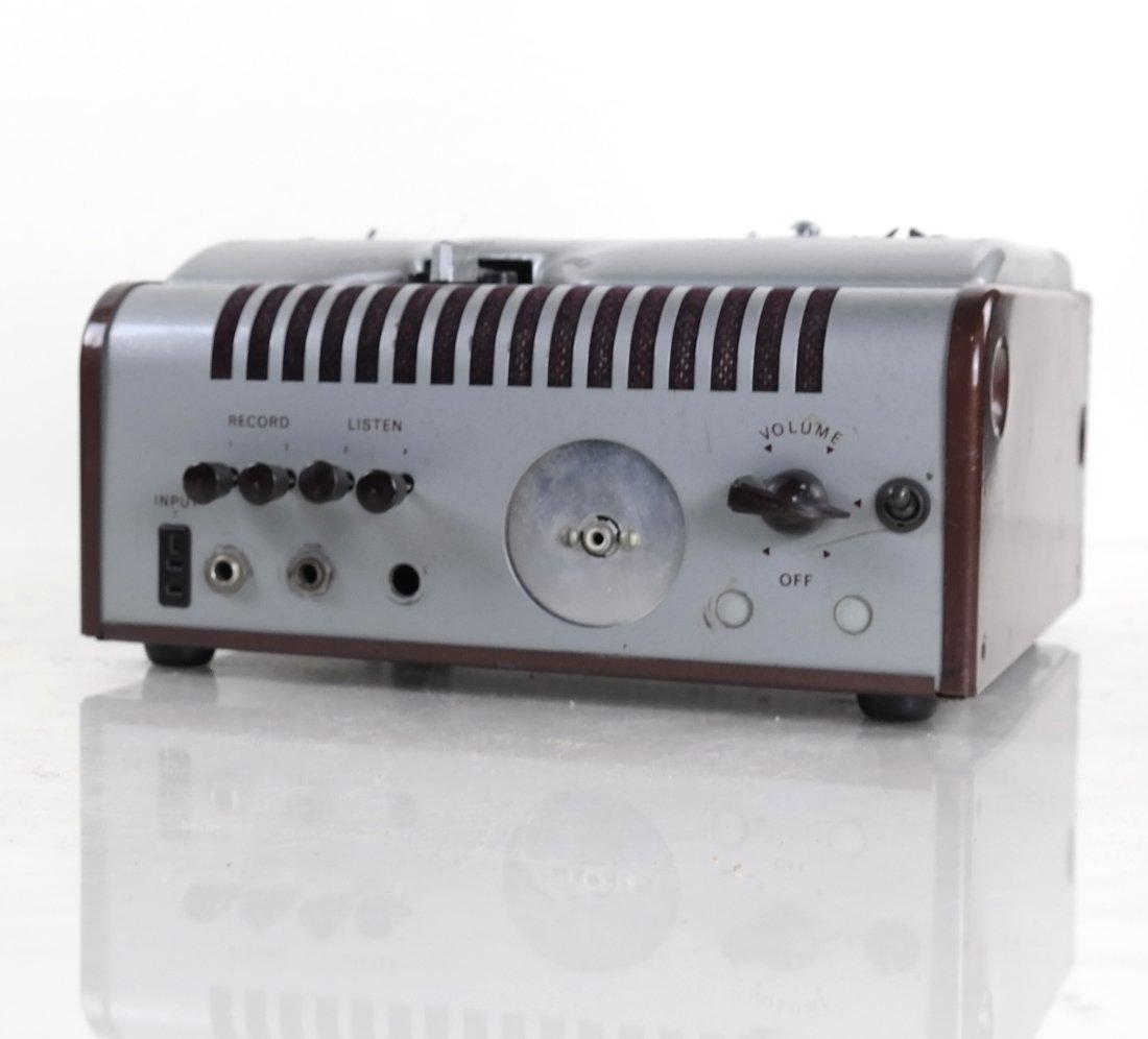 Webster-Chicago Wire Recorder, 78-1 - 2