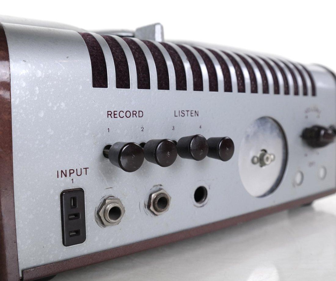 Webster-Chicago Wire Recorder, 78-1 - 4