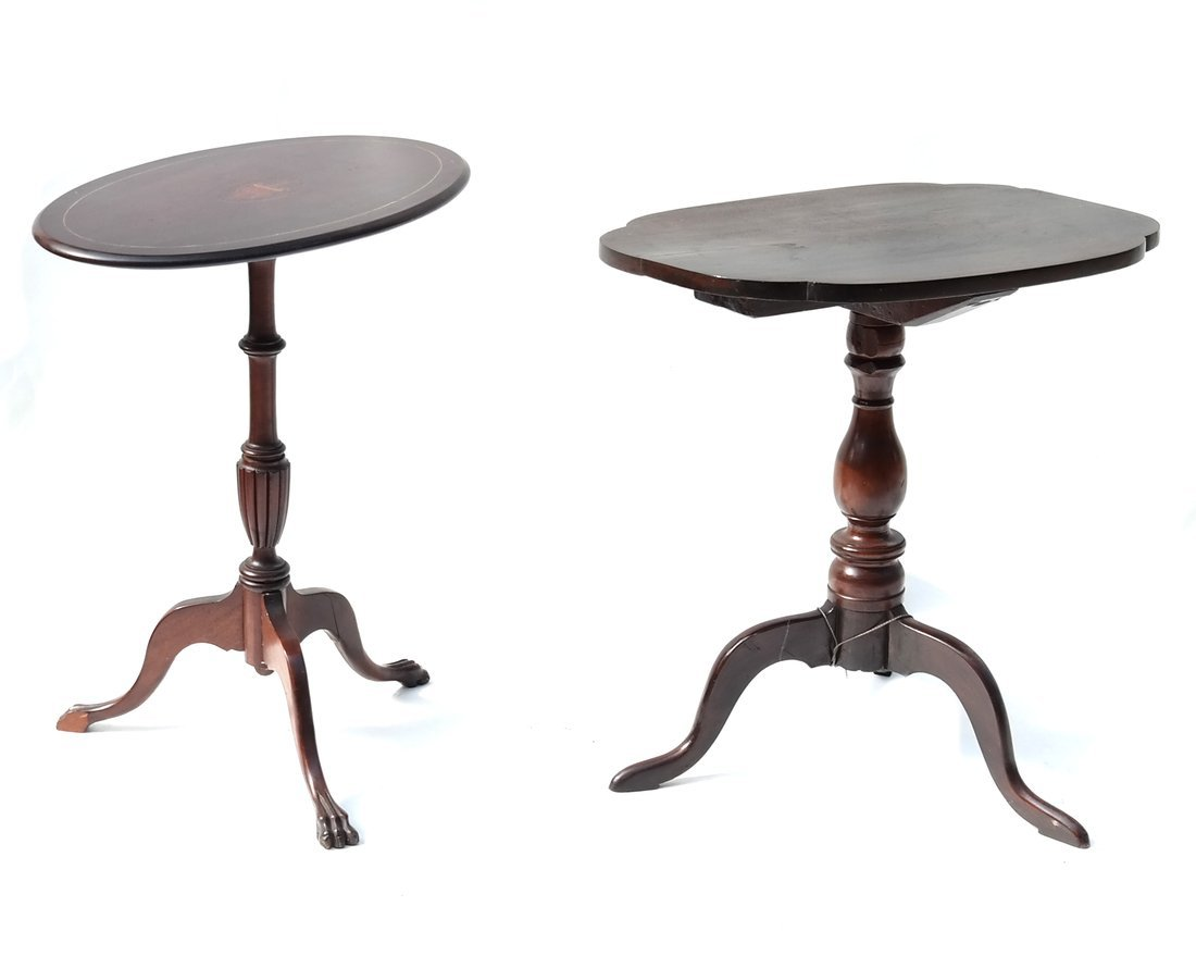 Two Candle Stands