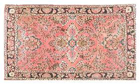 Synthetic Wool Persian Style Area Rug
