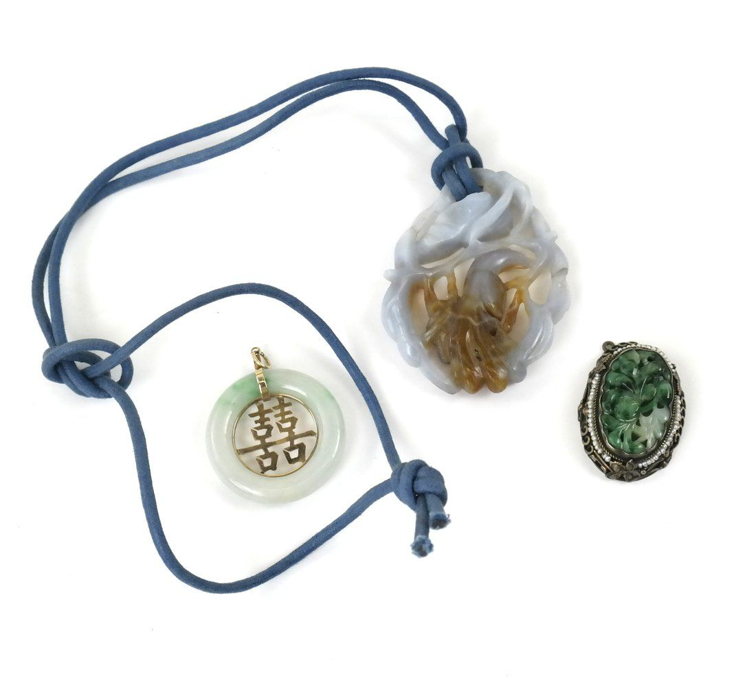 Three Jade Articles