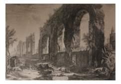 After Giovanni Piranesi Engraving