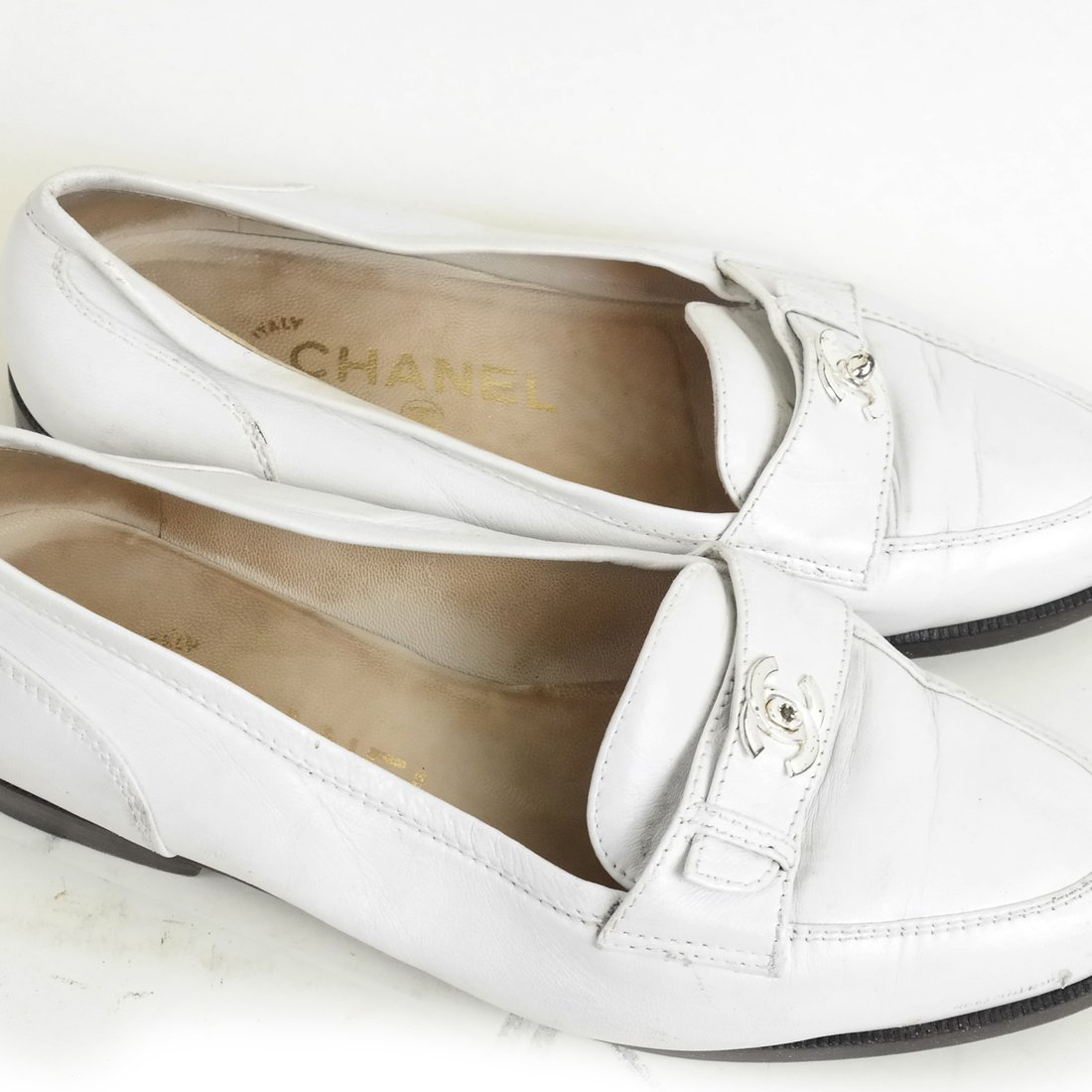 Six Pairs Chanel Shoes - 4