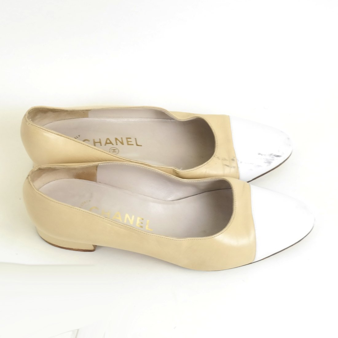Six Pairs Chanel Shoes - 6