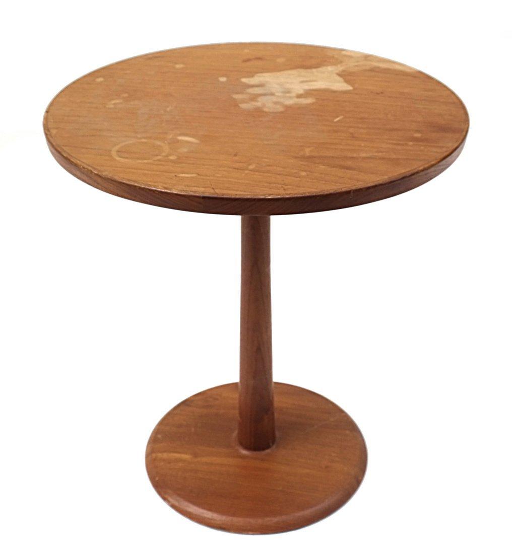 Dux Low Pedestal Table