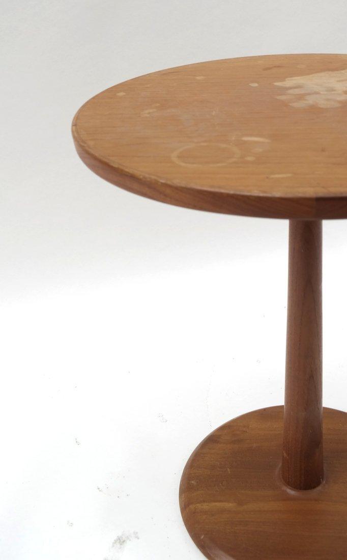 Dux Low Pedestal Table - 4