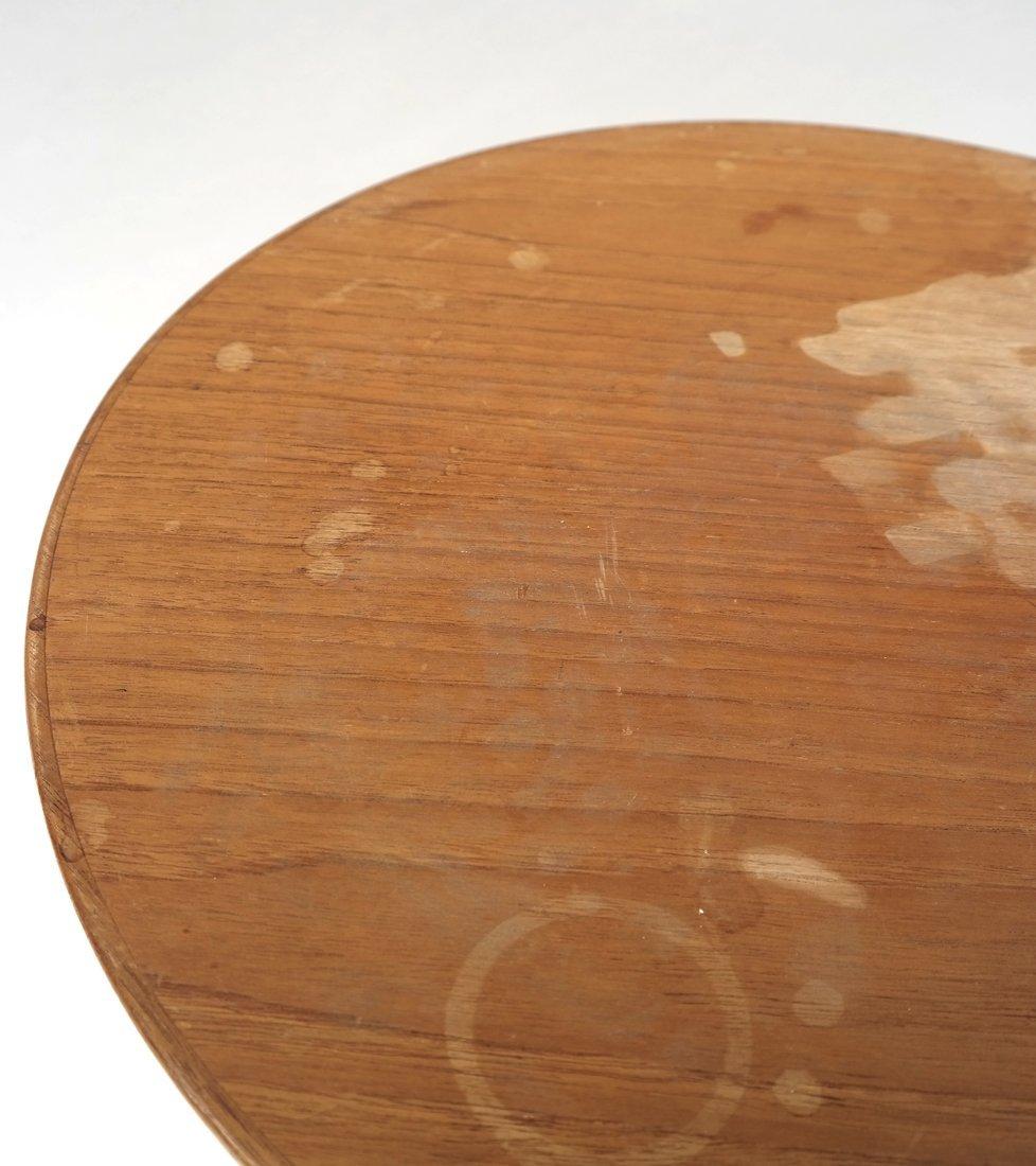 Dux Low Pedestal Table - 5