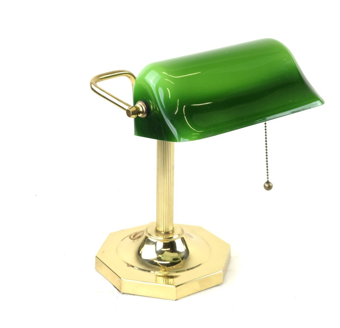 Small Student/Banker's Lamp