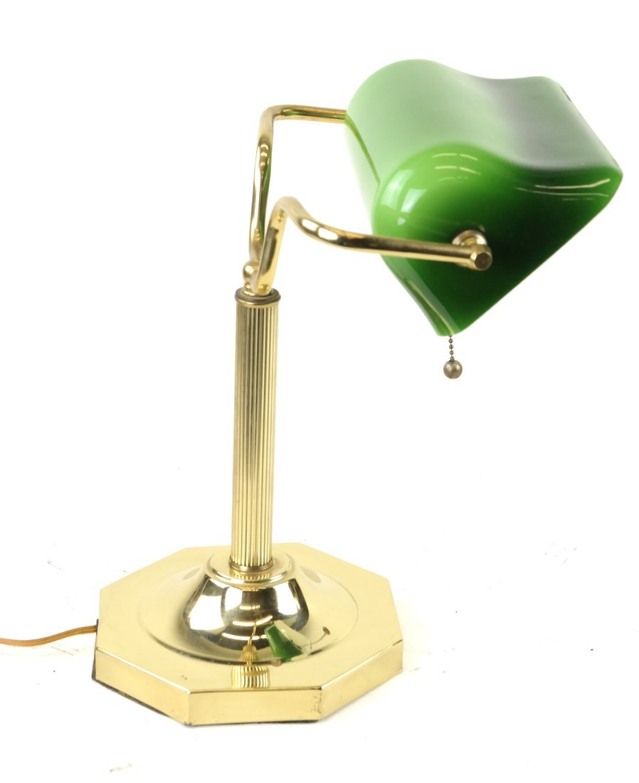 Small Student/Banker's Lamp - 3