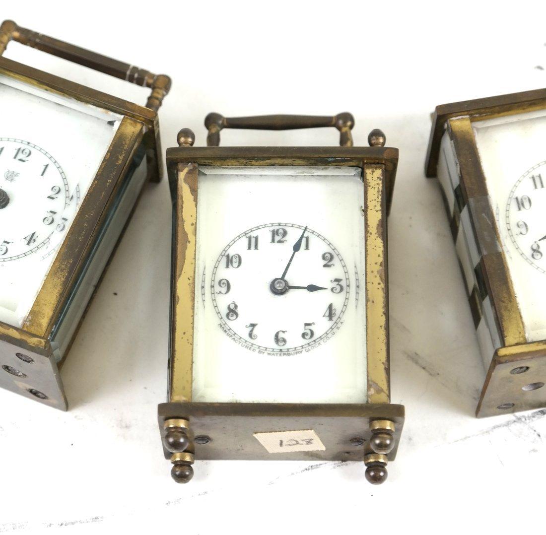 Three Diminutive Carriage Clocks - 4