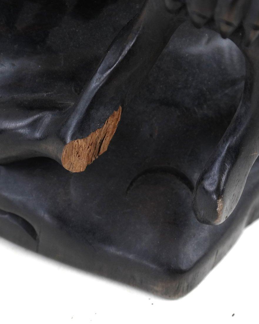 Carved Garuda Figure - 9