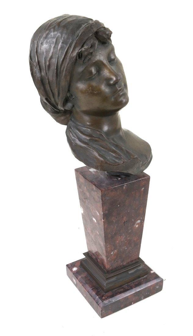 E. Rossi, Classical Bronze Bust