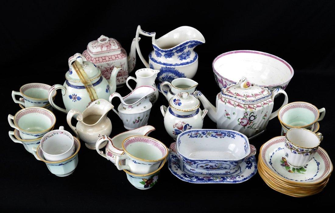35 Various English Porcelain Items