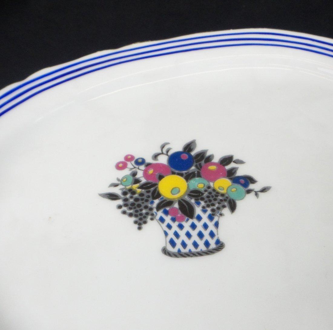 Limoges for S & G Gump, Dessert Set - 5