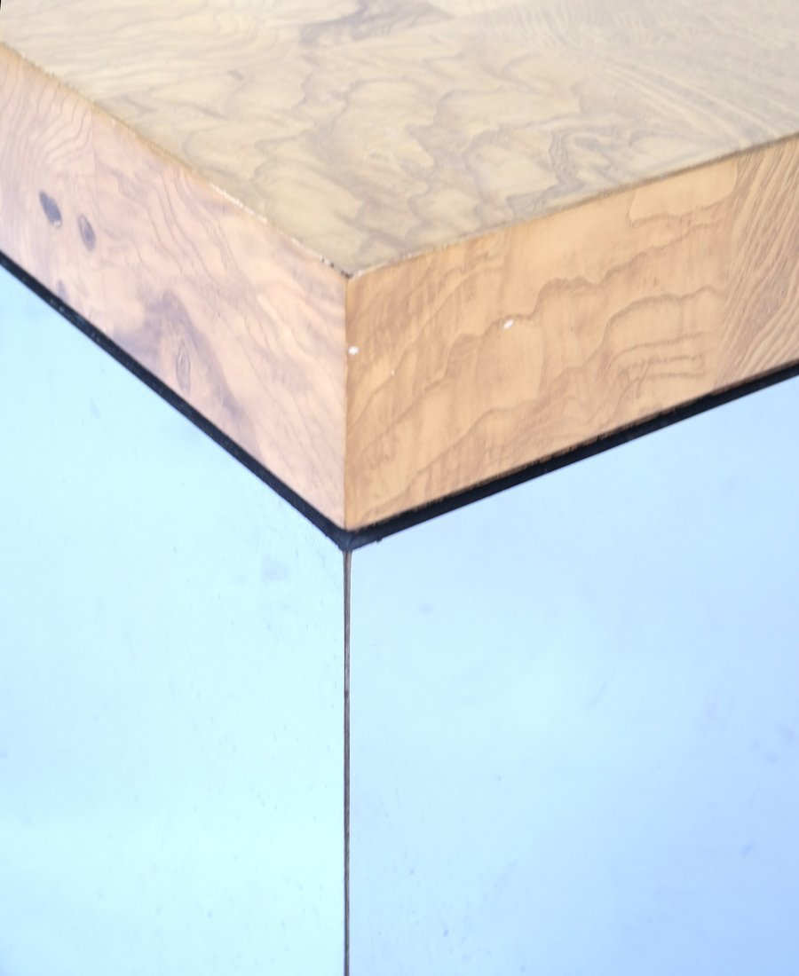 Milo Baughman-Style Side Table - 3