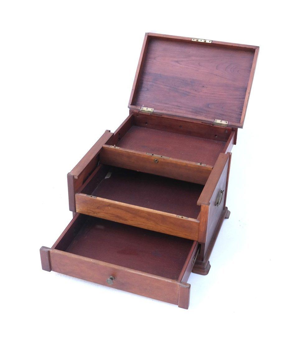 Antique Silver Box - 2