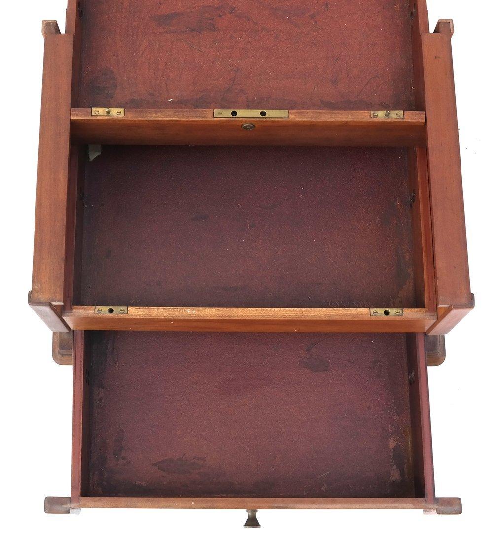 Antique Silver Box - 4