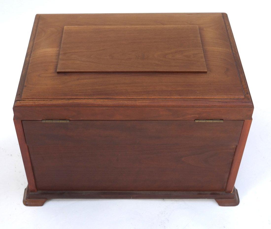 Antique Silver Box - 7
