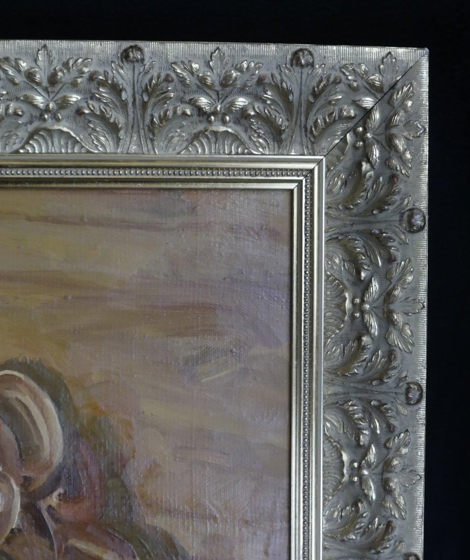 Modern Still Life, Oil On Canvas - 5