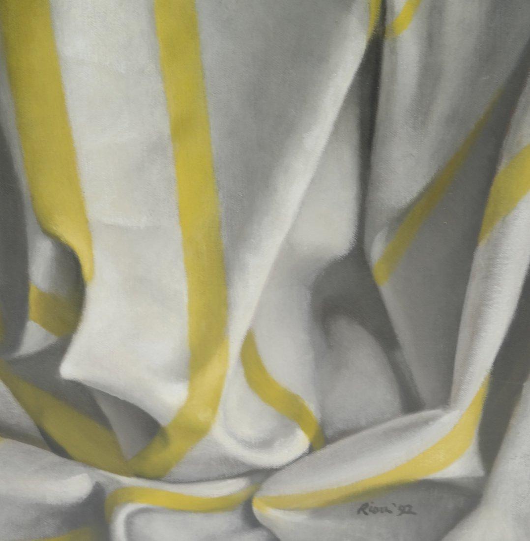 Gilbert Riou, Still Life, Acrylic/Canvas - 3