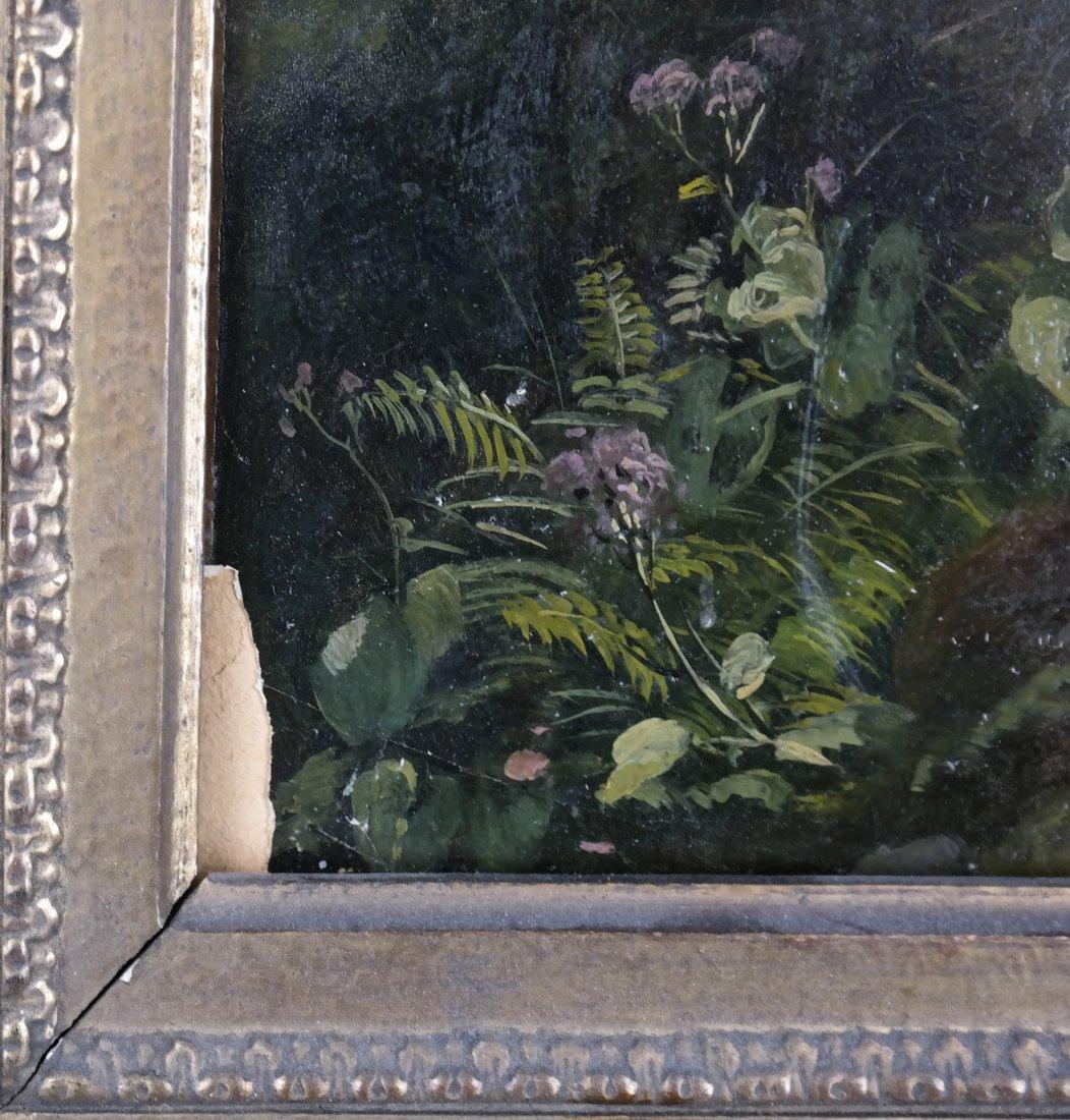 Friedrich Kaulbach, Forest Interior German painting - 5