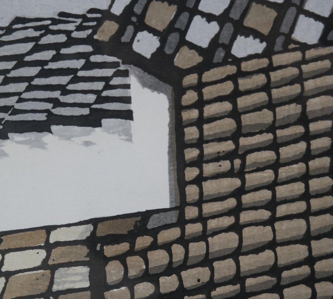 Sekino Junichiro, Woodblock Print - 5