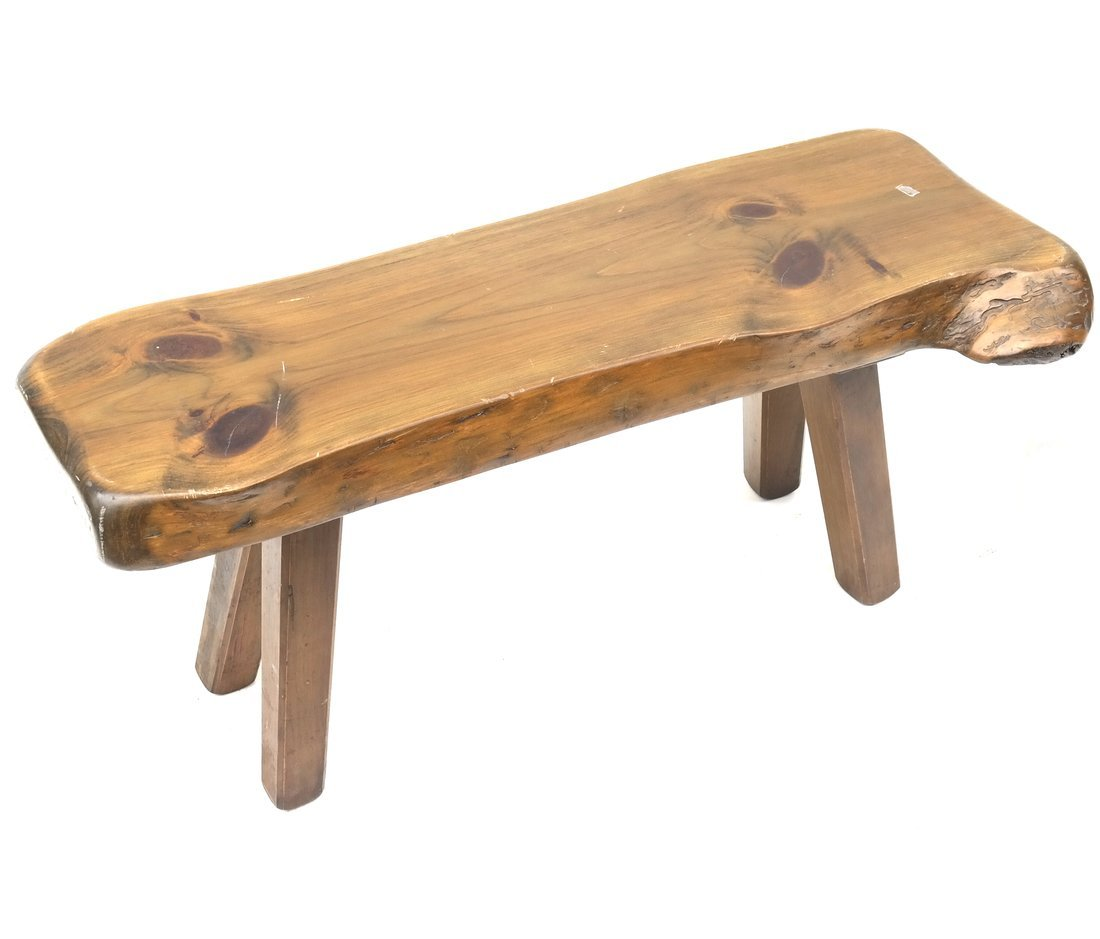 Riford Joslin Pine Bench