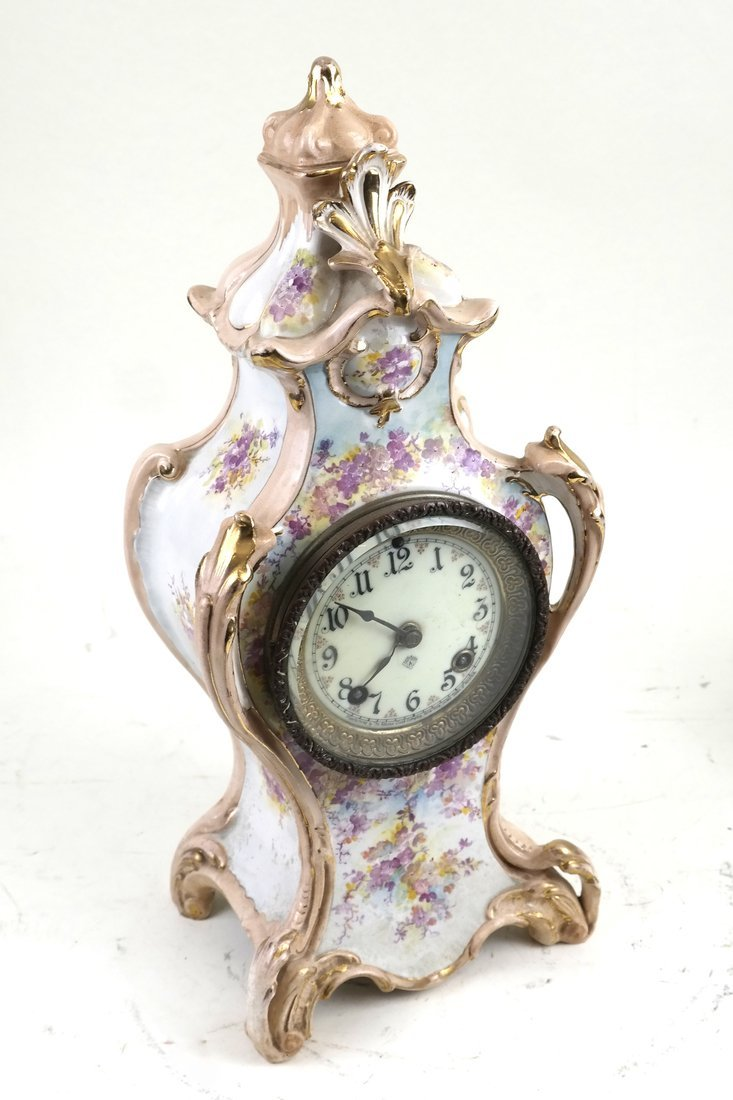 Royal Bonne Mantle Clock