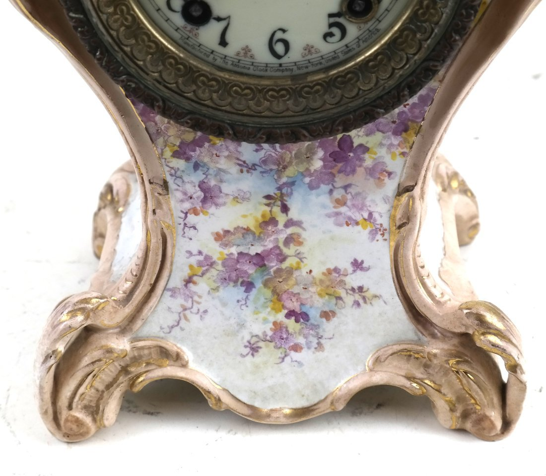 Royal Bonne Mantle Clock - 8