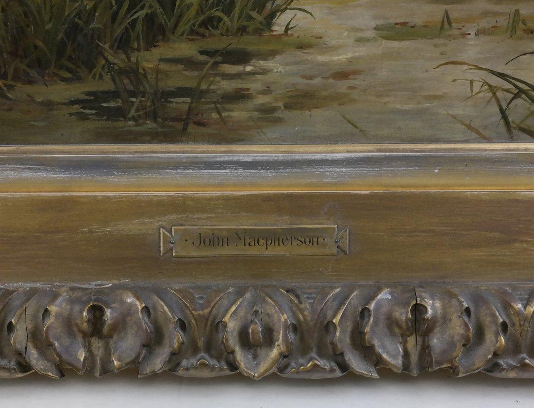 John Macpherson - Landscape with Sheep - 3