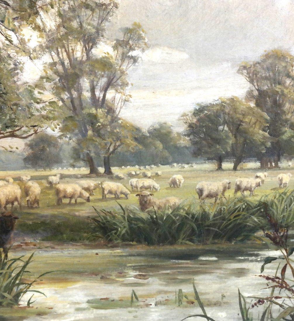 John Macpherson - Landscape with Sheep - 6