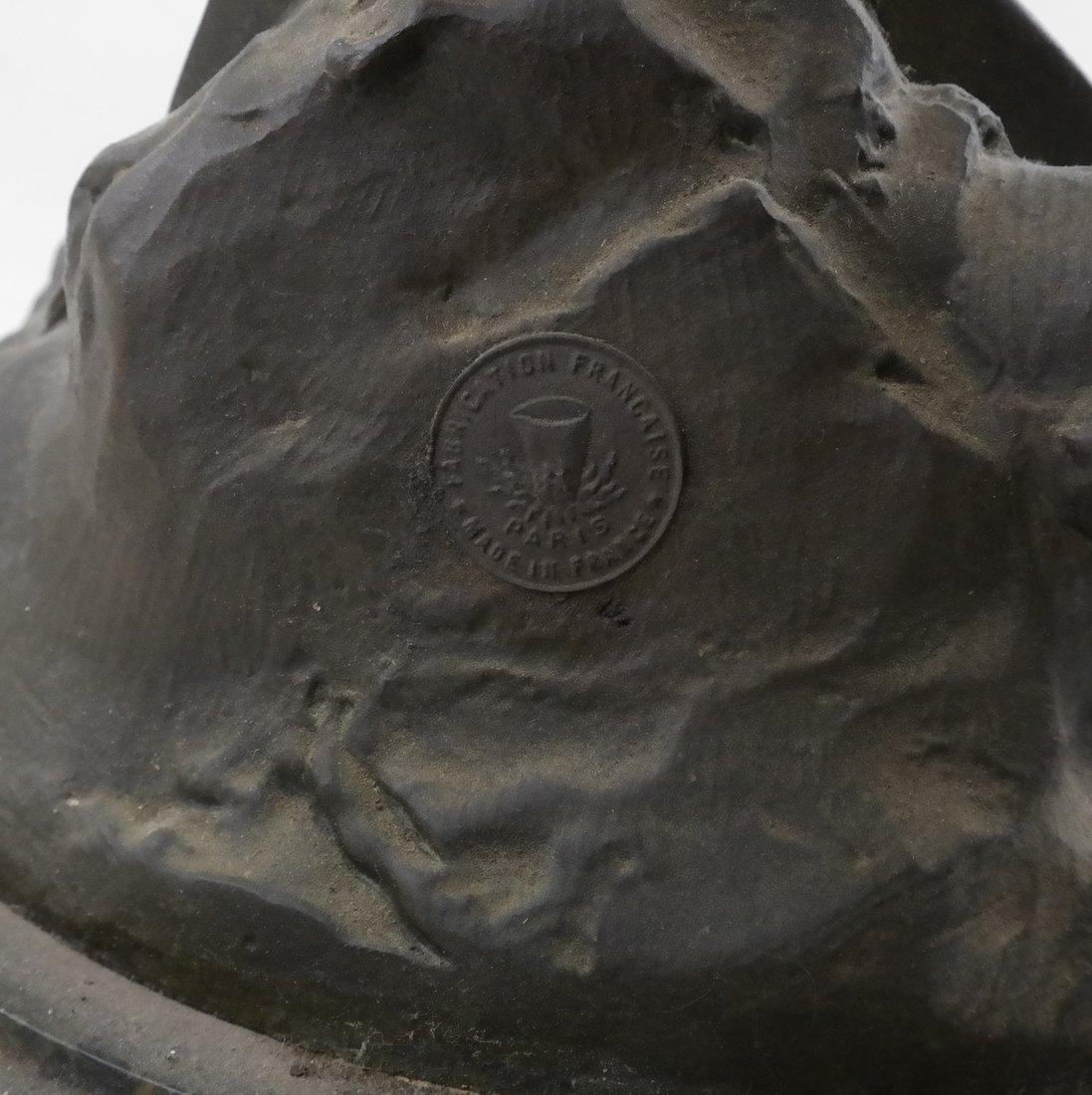 After E. Picault Statue of Victoria - 10